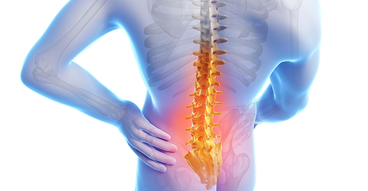 Lower Back Pain Treatment Salem